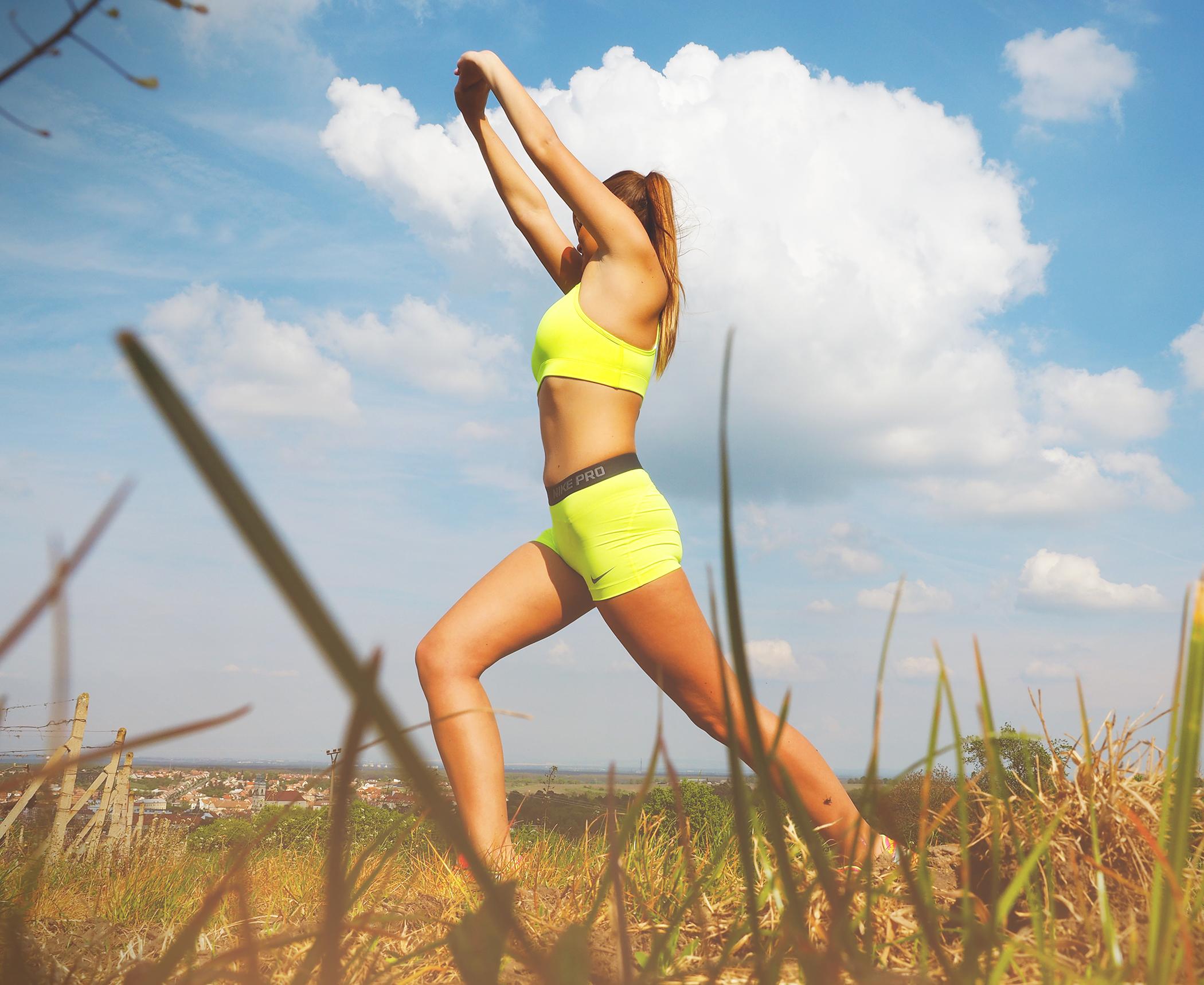 Gesundheit und Fitness fördern